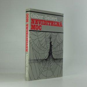 náhled knihy - Neviditeľná moc