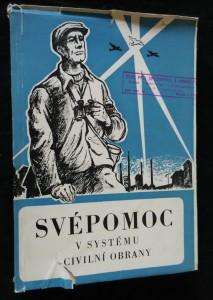 náhled knihy - Svépomoc v systému civilní obrany