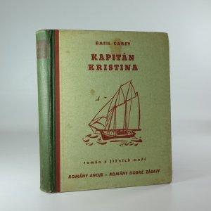náhled knihy - Kapitán Kristina: román z jižních moří