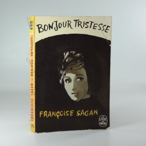 náhled knihy - Bonjour tristesse