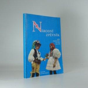 náhled knihy - Národní zpěvník zpěv s doprovodem kytary, harmoniky nebo klavíru