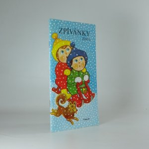 náhled knihy - Zpívánky - Zima = Spievanky - Zima