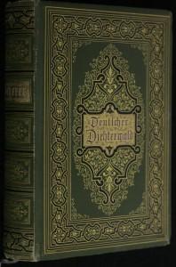 náhled knihy - Deutscher Dichterwald