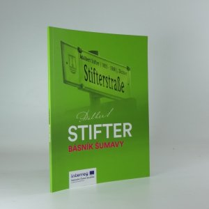 náhled knihy - Adalbert Stifter. Básník Šumavy