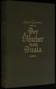 náhled knihy - Der Ölsucher von Duala