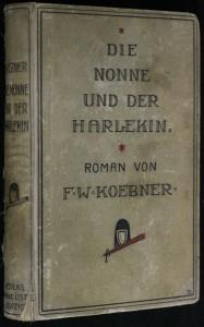 náhled knihy - Die Nonne und der Harlekin