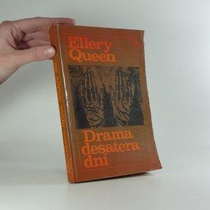 náhled knihy - Drama desatera dní