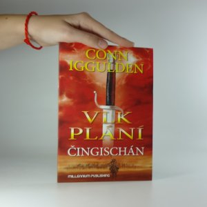 náhled knihy - Vlk plání (Čingischán)