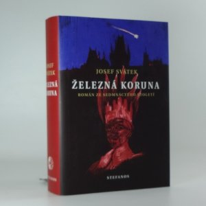 náhled knihy - Železná koruna : román ze sedmnáctého století