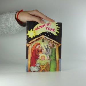 náhled knihy - Vánoční vůně (Nejznámější vánoční koledy)