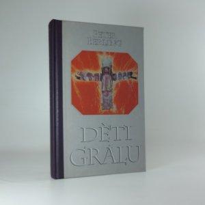 náhled knihy - Děti Grálu