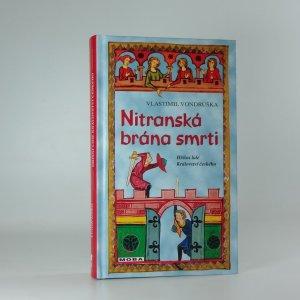 náhled knihy - Nitrianska brána smrti