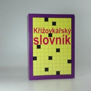 náhled knihy - Křížovkářský slovník IV.