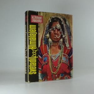 náhled knihy - Světadíl pod Himálajem