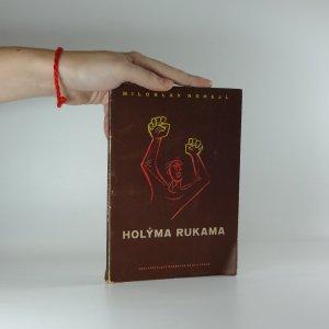 náhled knihy - Holýma rukama