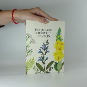 náhled knihy - Pestovanie liečivých rastlin