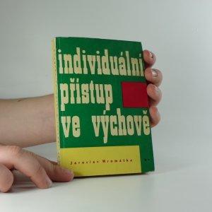 náhled knihy - Individuální přístup ve výchově