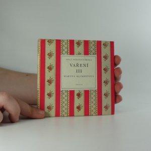 náhled knihy - Vaření III.