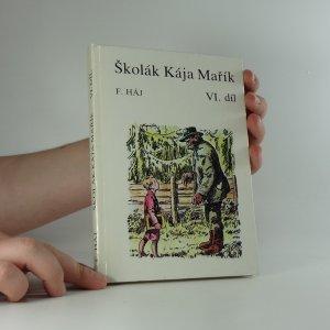 náhled knihy - Školák Kája Mařík. (Díl VI.)