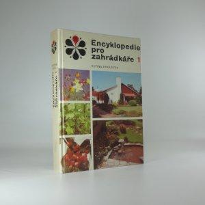 náhled knihy - Encyklopedie pro zahrádkáře  I.