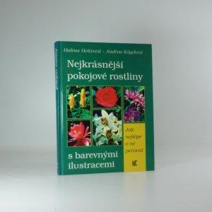 náhled knihy - Nejkrásnější pokojové rostliny