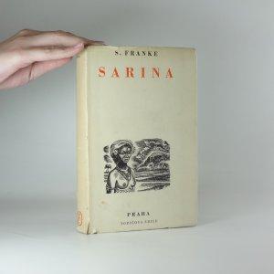 náhled knihy - Sarina : román