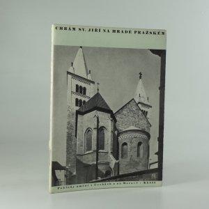 náhled knihy - Chrám sv. Jiří na Hradě pražském