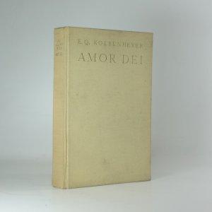 náhled knihy - Amor Dei