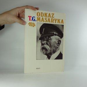 náhled knihy - Odkaz T. G. Masaryka