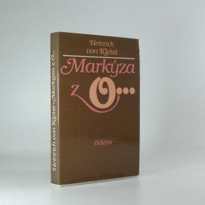 náhled knihy - Markýza z O... : Novely
