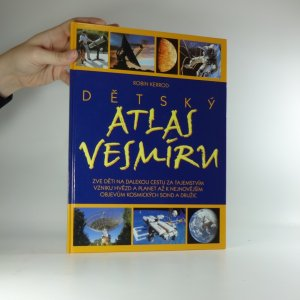 náhled knihy - Dětský atlas vesmíru
