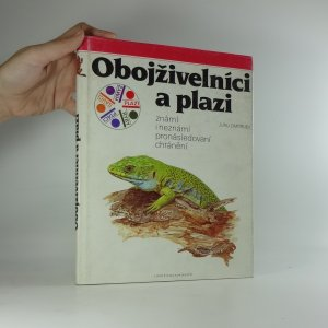 náhled knihy - Obojživelníci a plazi