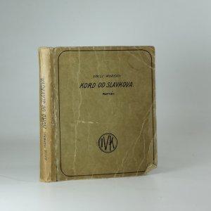 náhled knihy - Kord do Slavkova