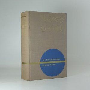 náhled knihy - Římský žid. Druhý díl trilogie Josef Flavius. (1. české vydání)