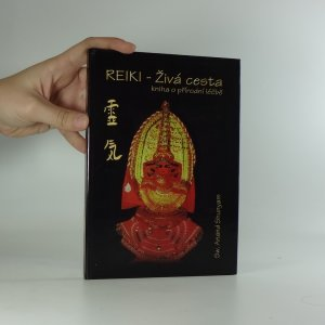 náhled knihy - Reiki - Živá cesta