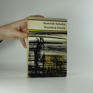 náhled knihy - Proutěná křesla