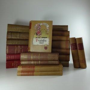 náhled knihy - Sebrané spisy Josefa Svátka (20ks)