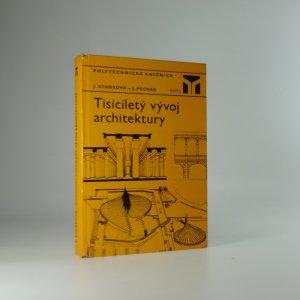 náhled knihy - Tisíciletý vývoj architektury