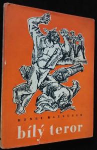 náhled knihy - Bílý teror : povídky