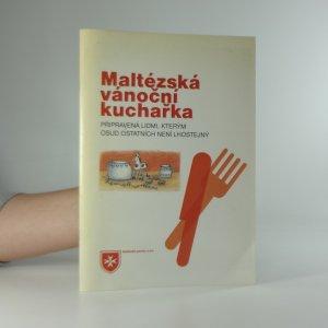 náhled knihy - Maltézská vánoční kuchařka