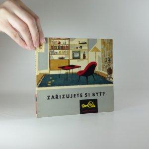 náhled knihy - Zařizujete si byt?