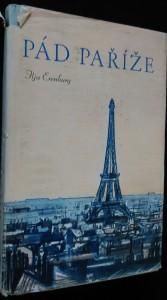 náhled knihy - Pád Paříže : román