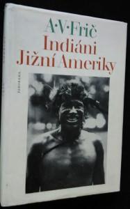 náhled knihy - Indiáni Jižní Ameriky