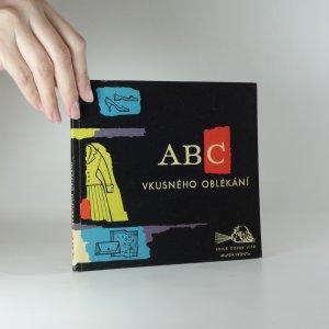 náhled knihy - ABC vkusného oblékání