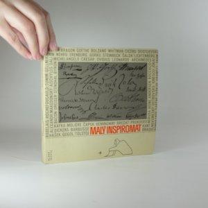 náhled knihy - Malý inspiromat