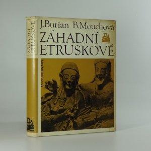 náhled knihy - Záhadní Etruskové