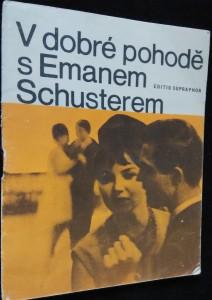 náhled knihy - V dobré pohodě s Emanem Schustere