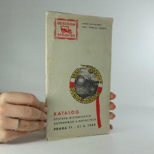 náhled knihy - Výstava historických automobilů a moto cyklů Praha 11.- 21. 6. 1969
