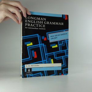 náhled knihy - Longman english grammar practice for intermediate students