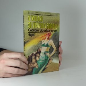 náhled knihy - V Miláně se vraždí v sobotu